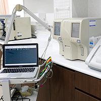 血算・CRP計測機